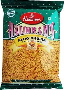 Picture of Haldiram Aloo Bhujia 400g