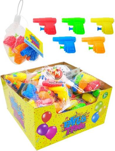 Picture of Loot Bag Party Fillers - Novelty Water Pistols-5PK