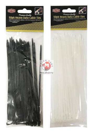 Picture of 50PK 20CM Cable Ties