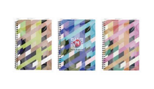 Picture of Spiralled Notebook - Geometric Series