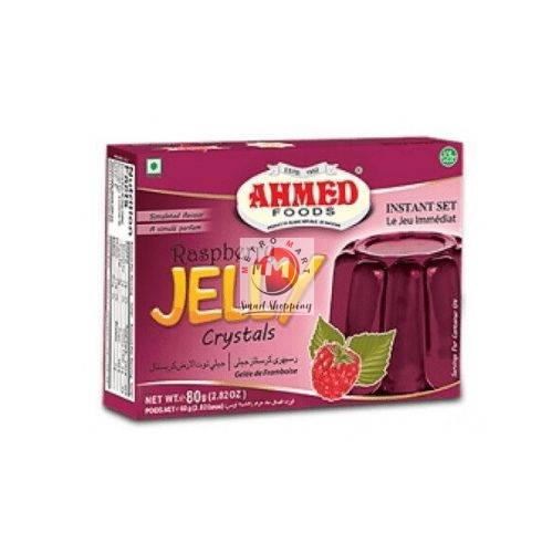 Picture of Rasberry Jelly 80g Ahmed