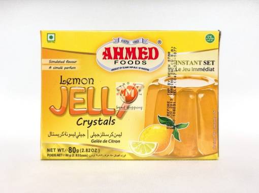 Picture of Lemon Jelly 80g Ahmed