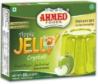 Picture of Apple Jelly 80g Ahmed