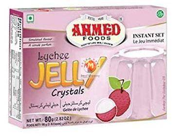 Picture of Lychee Jelly 80g Ahmed