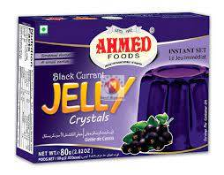 Picture of Black Currant Jelly 80g Ahmed