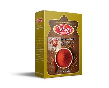 Picture of Telugu Foods Kurakaram Podi Curry Powder 100g