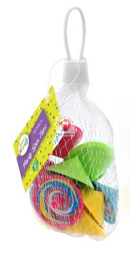 Picture of Loot Bag Party Fillers - Novelty Spin Tops 12pk
