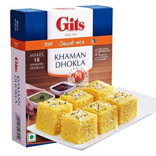 Picture of Gits Khaman Dhokla Mix 500g