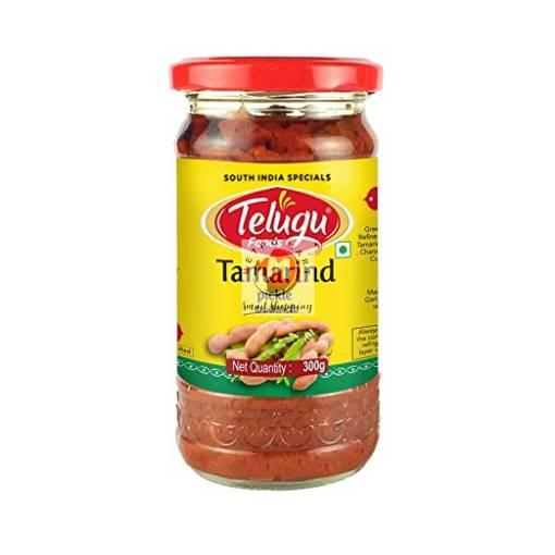 Picture of Telugu Foods Tarmarind Pickle 300g