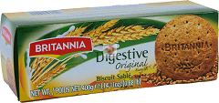 Picture of Brtiannia Digestive Biscuits 400g