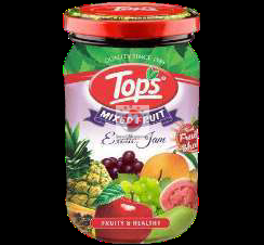 Picture of Tops Mix Fruit Jam 500g